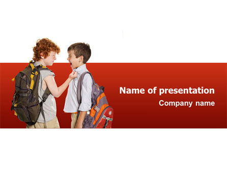 Bullying PowerPoint Template