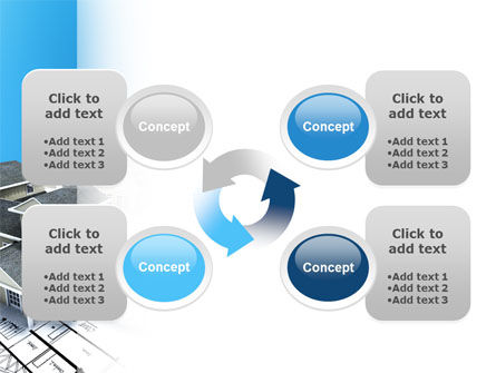 House Building PowerPoint Template Slide 9