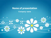 Abstract/Textures: Spring PowerPoint Template #03011