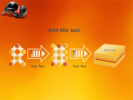 Boxing Gloves PowerPoint Template Slide 9