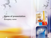 Technology and Science: Chemical Laboratory PowerPoint Template #03259