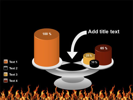 Fire PowerPoint Template Slide 10