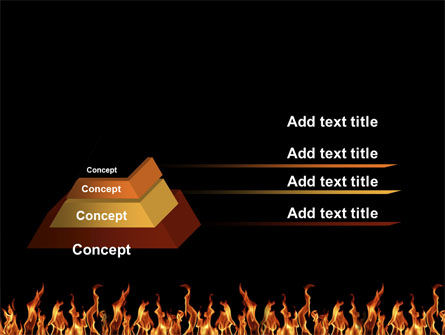 Fire PowerPoint Template Slide 12