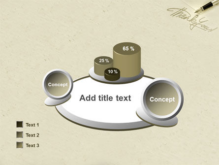 Thank You PowerPoint Template Slide 16