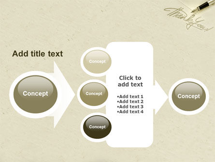 Thank You PowerPoint Template Slide 17