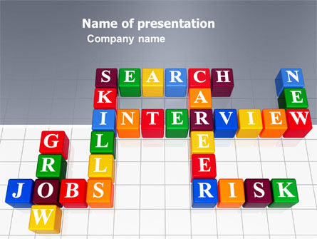 Job Benefits PowerPoint Template