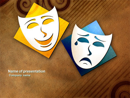 Drama PowerPoint Template