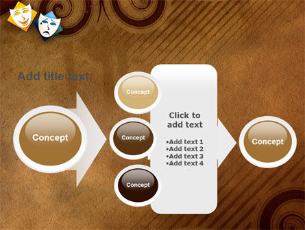 Drama PowerPoint Template Slide 17