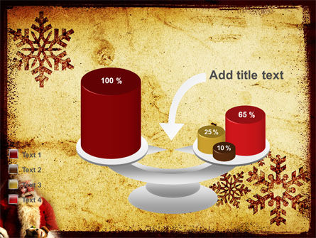 Free Santa Clause PowerPoint Template Slide 10