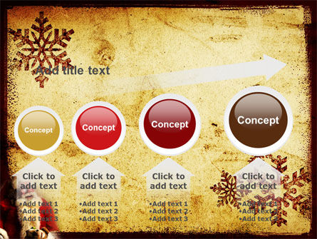 Free Santa Clause PowerPoint Template Slide 13