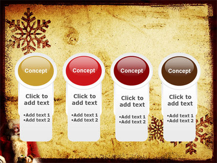 Free Santa Clause PowerPoint Template Slide 5