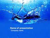 Nature & Environment: Dash PowerPoint Template #04758