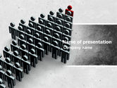Careers/Industry: Administrative Achievements PowerPoint Template #04775