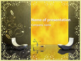 Green: Sustainable Design PowerPoint Template #04962
