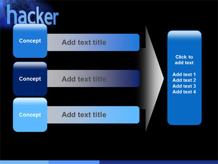 Hacker PowerPoint Template Slide 12