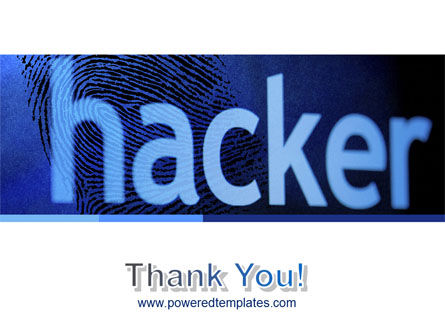 Hacker PowerPoint Template Slide 20
