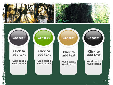 Jungle PowerPoint Template Slide 5