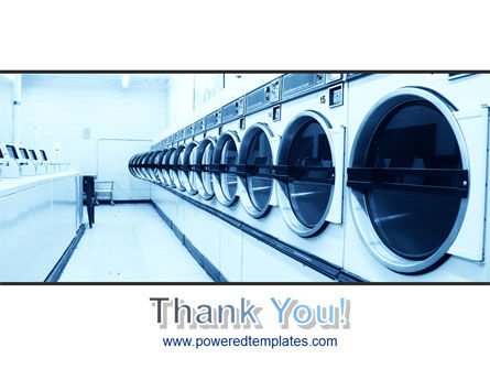 Laundry PowerPoint Template Slide 20
