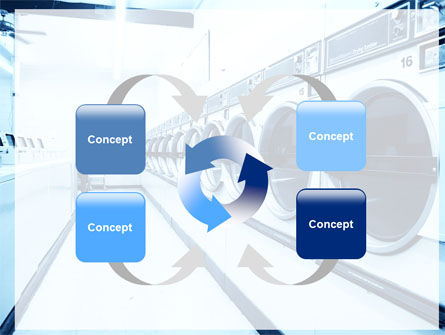 Laundry PowerPoint Template Slide 6