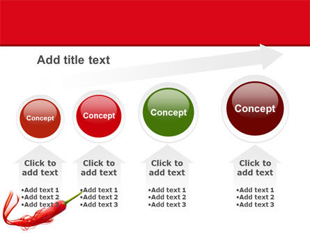 Chili Pepper PowerPoint Template Slide 13