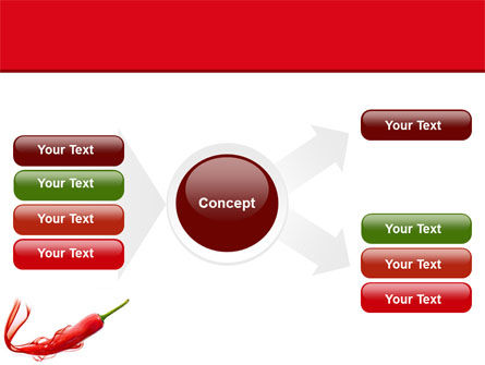Chili Pepper PowerPoint Template Slide 14