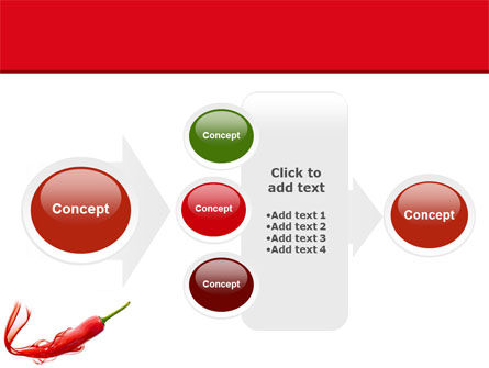 Chili Pepper PowerPoint Template Slide 17