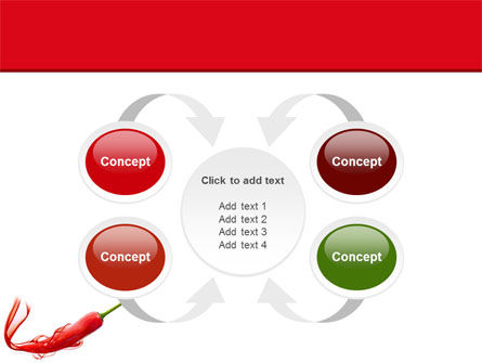 Chili Pepper PowerPoint Template Slide 6