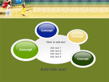Outdoor Play PowerPoint Template Slide 16