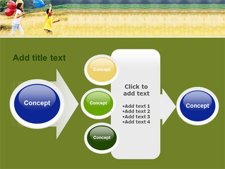 Outdoor Play PowerPoint Template Slide 17