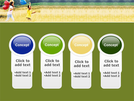 Outdoor Play PowerPoint Template Slide 5