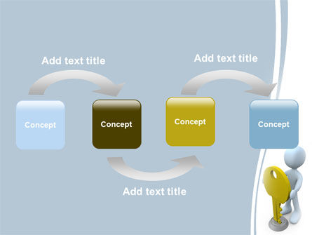 Unlock PowerPoint Template Slide 4