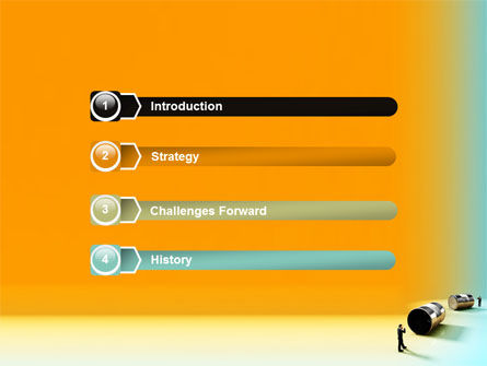 Communication Devices PowerPoint Template Slide 3