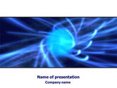 Abstract/Textures: Free Nucleus PowerPoint Template #07913