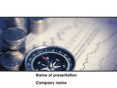 Financial/Accounting: Direction Success PowerPoint Template #08540
