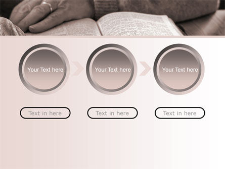 Bible Study PowerPoint Template Slide 5