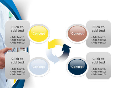 Repository PowerPoint Template Slide 9