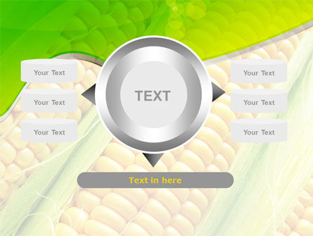 Ear Of Corn PowerPoint Template Slide 12