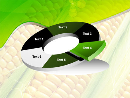 Ear Of Corn PowerPoint Template Slide 19