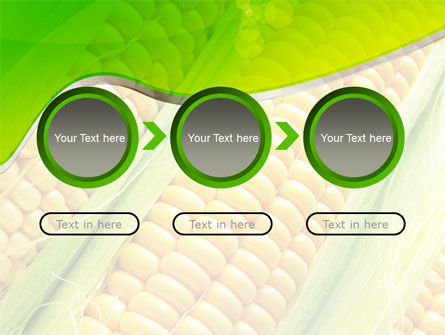 Ear Of Corn PowerPoint Template Slide 5