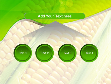 Ear Of Corn PowerPoint Template Slide 8
