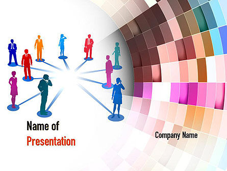 human resource management powerpoint template backgrounds