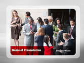 Business: Business Relationships PowerPoint Template #11171