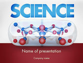 Technology and Science: Bioactive Compounds PowerPoint Template #11522