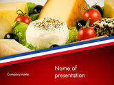 Food & Beverage: French Cuisine PowerPoint Template #11665