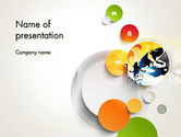 Art & Entertainment: Trends of Music PowerPoint Template #12856