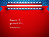 America: American Independence PowerPoint Template #13698