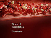 Medical: Cord Blood PowerPoint Template #14087