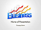 Consulting: Business Confidence PowerPoint Template #14134