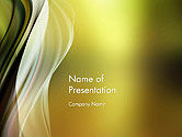 Abstract/Textures: Smooth and Blur PowerPoint Template #14145