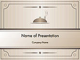 Careers/Industry: Cafe Theme PowerPoint Template #14166